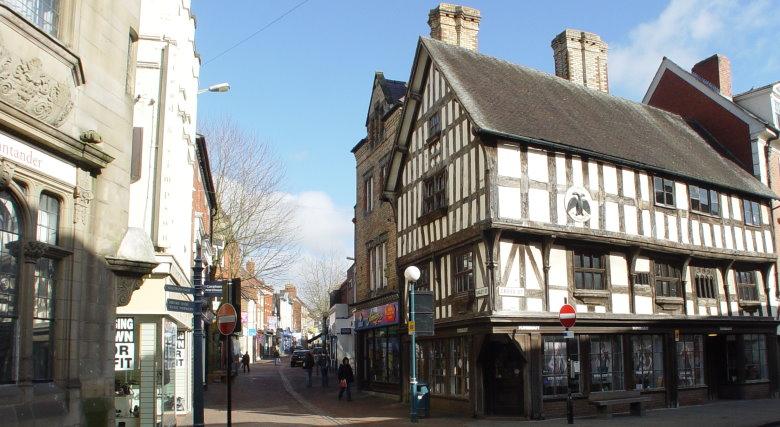 Arts And Crafts Shrewsbury