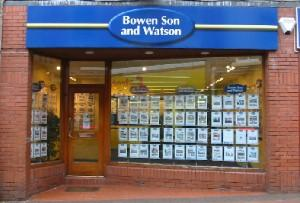 Bowen Son and Watson Estate Agents and Valuers